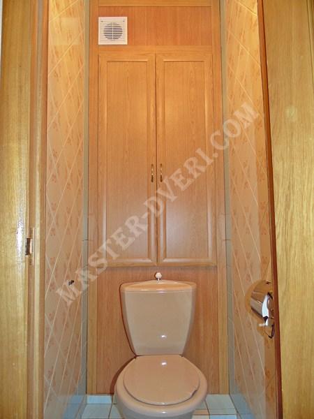 сантехнические шкафы в туалет