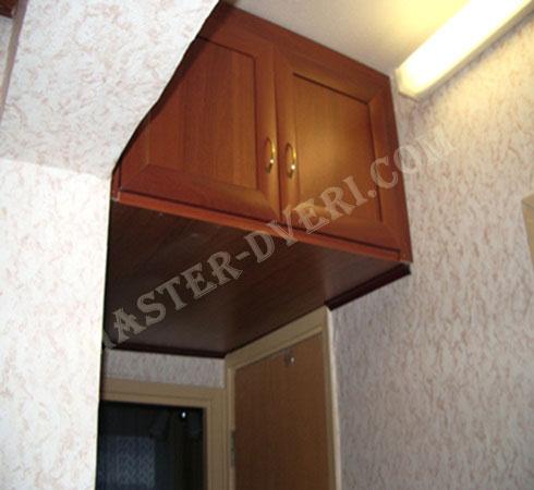 Шкафы в коридоре своими руками