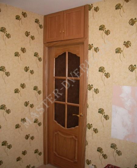 Арка над дверью своими руками