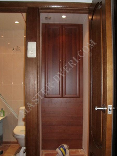Как установить дверь своими руками в туалете фото 540